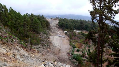 051. Anillo Insular Icod-S.delTeide. Camino La Tablada