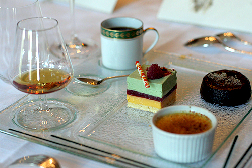 cognac desserts for blog