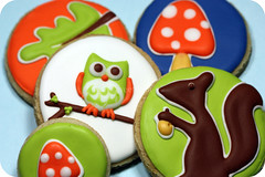 decorated autumn cookies (sweetopia*) Tags: sugarcookies royalicing decoratedcookies autumncookies fallcookies