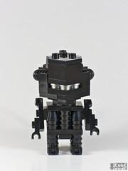 CubeDudes Alien by Angus MacLane