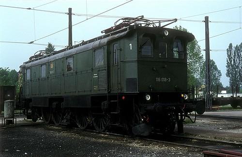 116 018  Rosenheim  19.05.77