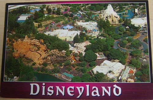 disneyland california map of park. disneyland california map of