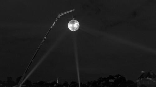 Nuit Blanche 2009 : La Maîtresse de la Tour Eiffel