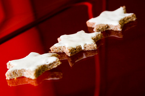 Natale per i mercati tedeschi… le zimtsterne