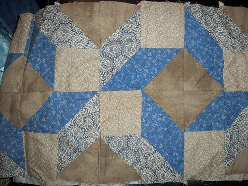 First Quilt by you.