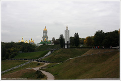 -  | Kiev Pechersk Lavra (Dit is Suzanne) Tags: ukraine monastery kiev kyiv  klooster    views600  kievpechersklavra  oekrane ditissuzanne canoneos40d img8168 tamron28200mm13856  holenklooster 27092009 geo:lat=50440404 geo:lon=30552946