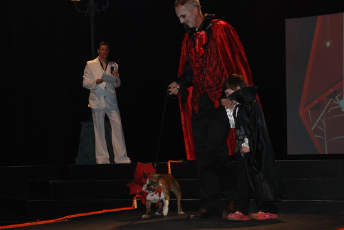 Vampire, Devil & Hell Dog