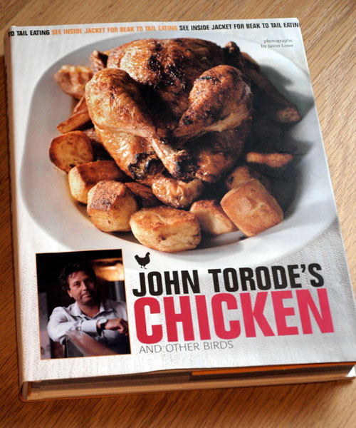 John Torode Chicken Cookbook