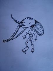 mutatis (Beetlezzouru) Tags: elephant homem elefante oamenii mamute paquiderme