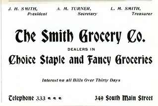 Smith Grocery Co., Butte, Montana (1901)