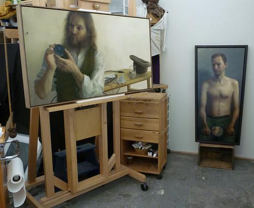Kirstine Reiner's studio