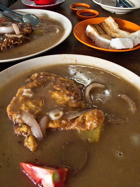 IMG_0736 槟城海安饭店 - 海南鸡扒