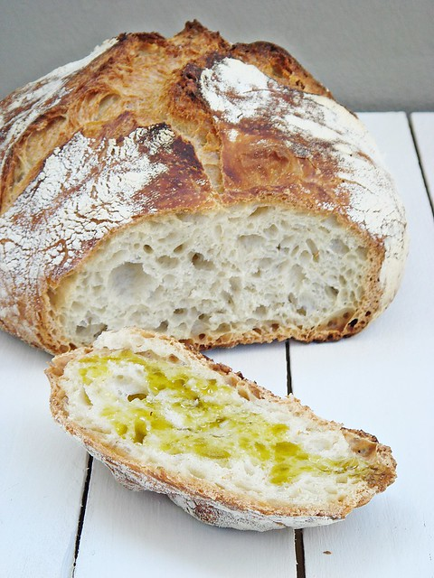 No knead bread - The best bread I've ever made!