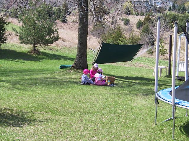pink hat picnic