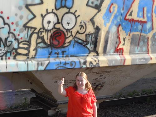 06-11-11 Rail Car Graffiti @ Renville, MN05.1