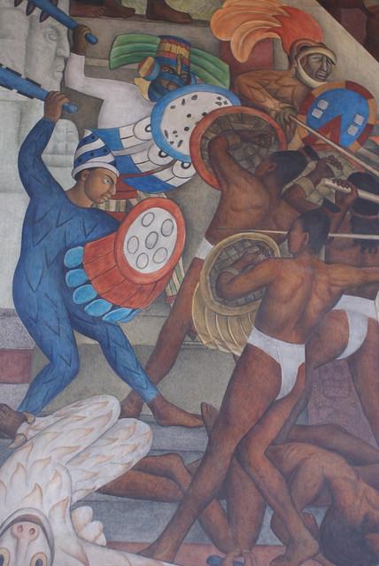 Guerrero Azul