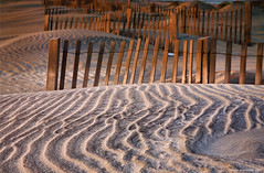 Early Morning on the Dunes, #10 (steveyaphotos) Tags: ocean morning usa seascape beach nature landscape island sand patterns dunes scenic northcarolina shore outerbanks seashore atlanticocean hatterasisland capehatterasnationalseashore stevenainsworth