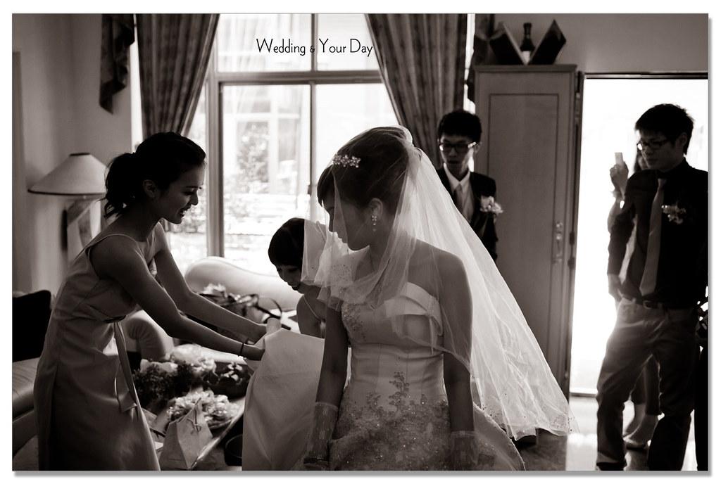 今年正妹最多的一場婚禮 漢鈞&年君婚禮
