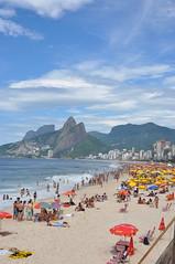 Mike Vondran, Ipanema Beach, Rio de Janeiro, B...