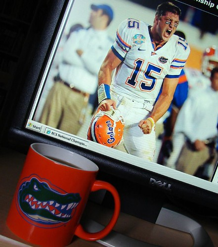It's great to be a Florida Gator...