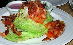 Wedge Salad at Dianne's