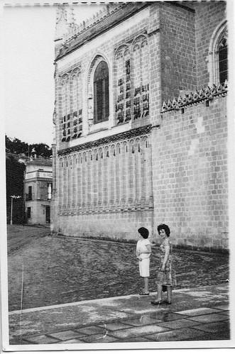 San Juan de los Reyes en junio de 1962. Fotografía de Eduardo Butragueño Bueno
