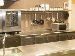 Aula de cociña-cocina