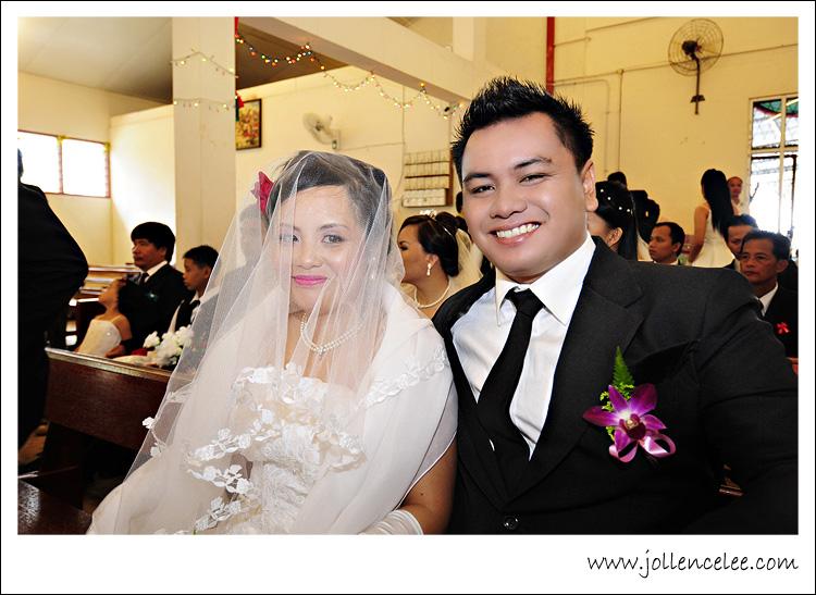 Albert & Marcella Wedding Pix