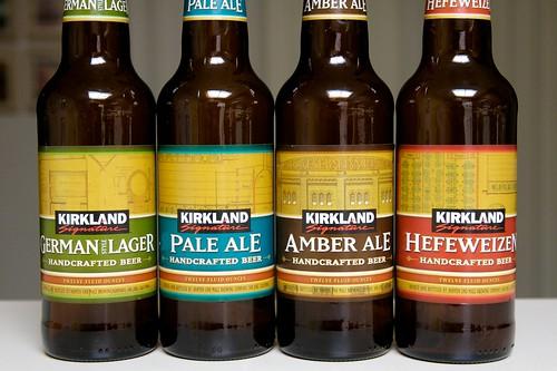 Costco Brand Beer
