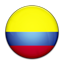 Flag of Colombia PNG Icon
