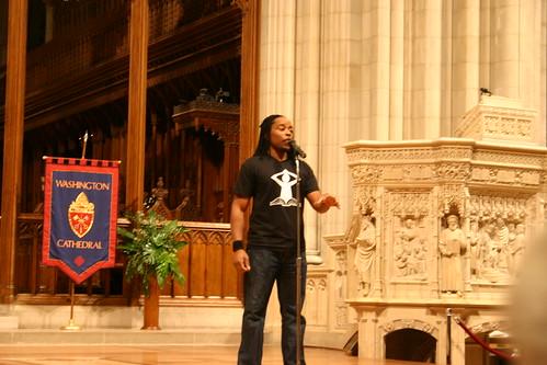 MLK Program at National Cathedral