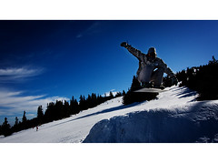 Jumping (Nikolay76) Tags: winter ski board rila snowboard borovetz       gizmoto