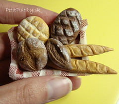 Miniature Food Breads Final!