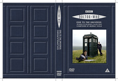 Doctor Who-Ode To The Universe DVD cover (anna thetical) Tags: who doctor doctorwho proms alberthall dvdcover billiepiper davidtennant christophereccleston catherinetate freemaagyeman