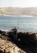 Fishing in Galicia