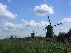 Kinderdijk (her madjesty) Tags: windmill kinderdijk