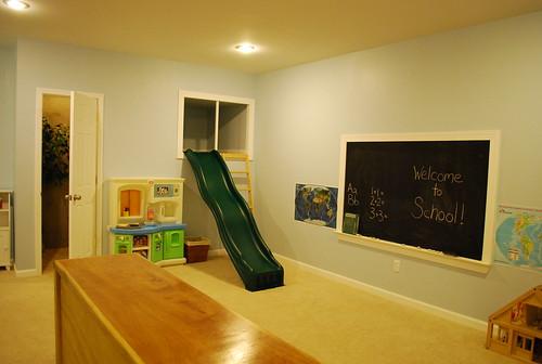 Kids Playroom In Basement basement-playroom - a photo on flickriver