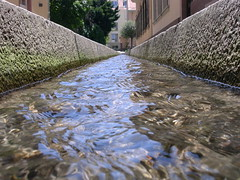 Bchle in Freiburg, Germany (res2100) Tags: water germany gutter freiburg schwarzwald blackforest badenwrttemberg bchle