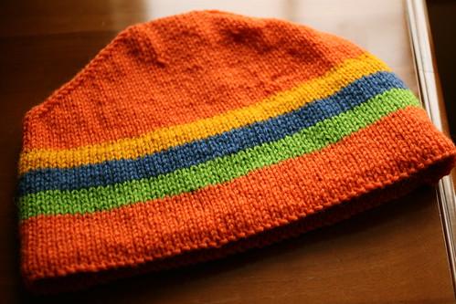 Whitney's 70's Ski Hat