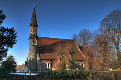 St James' Church, High Wych, Herts (**Anik Messier**) Tags: uk england church britain angleterre glise hertfordshire stjameschurch blueribbonwinner supershot aplusphoto ultimateshot highwych tamronaf18250mmf3563diiildasphericalif roundspire welcomeuk