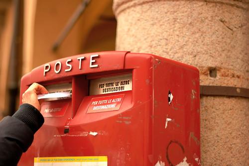 Lettere in redazione
