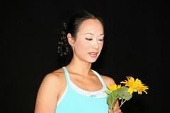 Elizabeth Gaumond como Ling (Zaldun Urdina) Tags: elizabeth circo circus aerial flex cirque contortion aro contorsion  gaumond  frontbend bihurrikaria