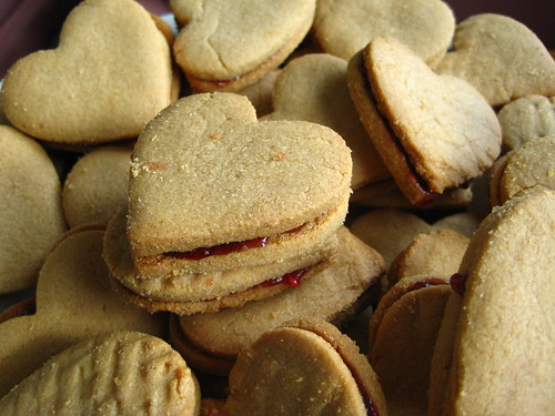 PB Jamwiches for Lovers