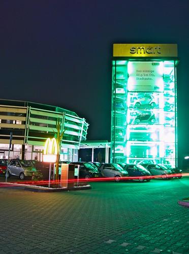 Autohaus in Düsseldorf