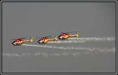 Sarang Helicopter Display Team