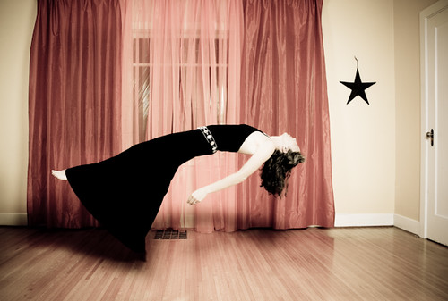 45/365 - Levitation (Inspired by Miss Aniela)