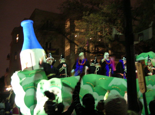 Druids float