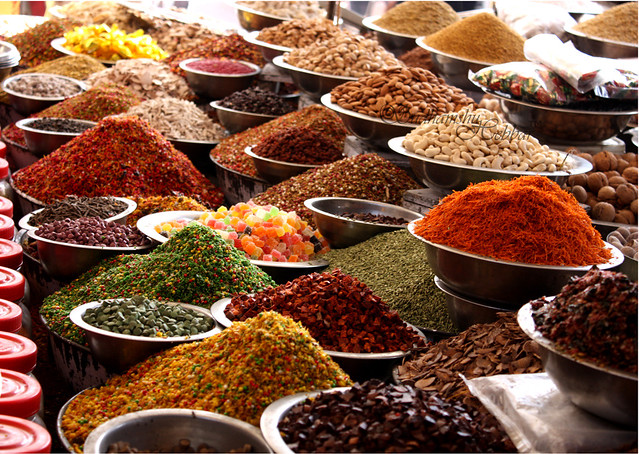 Spices from Gujarat