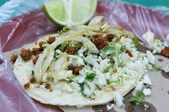 BTK Chorizo taco