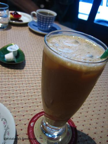 三槐堂冰咖啡